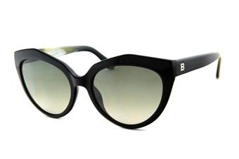Balenciaga BA0048 01B 56 Güneş Gözlüğü resmi
