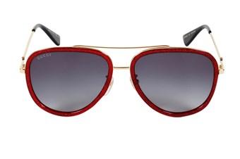 Gucci GUC/SGG GG0062/S /005/57 57 Güneş Gözlüğü resmi