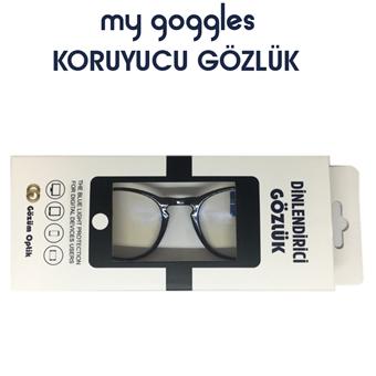 My Goggles Koruyucu Gözlük LH303 C1  resmi