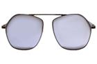 Alexander McQueen MQ0145SA 001 59 Güneş Gözlüğü resmi