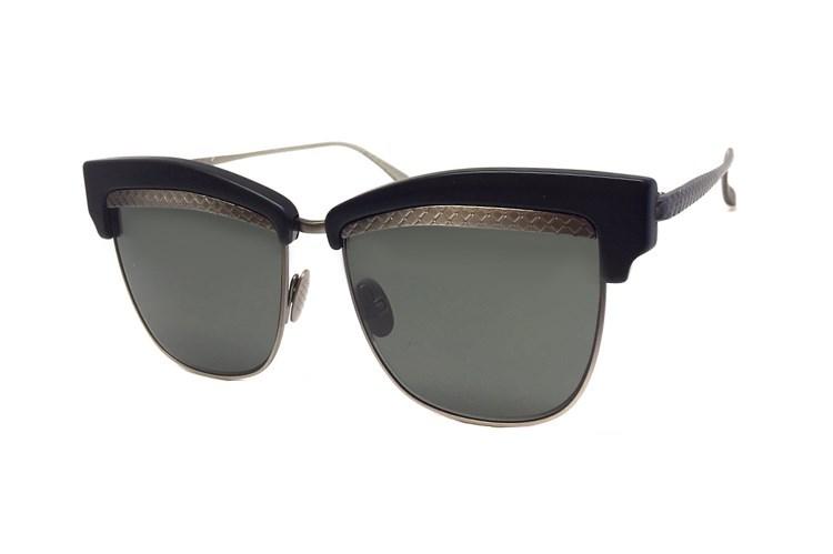 Bottega Veneta BV0075S 001 54/15 Güneş Gözlüğü resmi