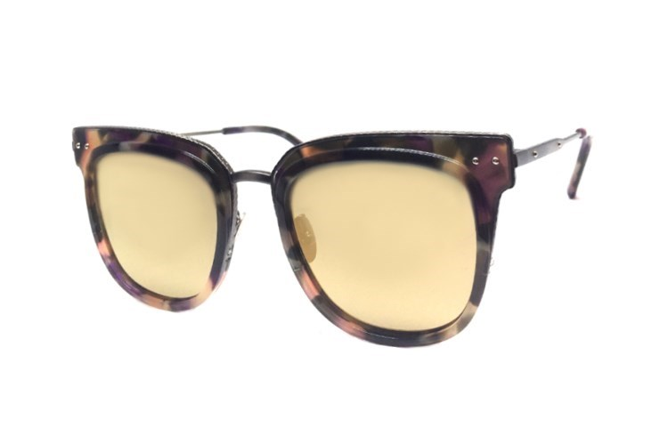 Bottega Veneta BV0122S 003 51/21 Güneş Gözlüğü resmi