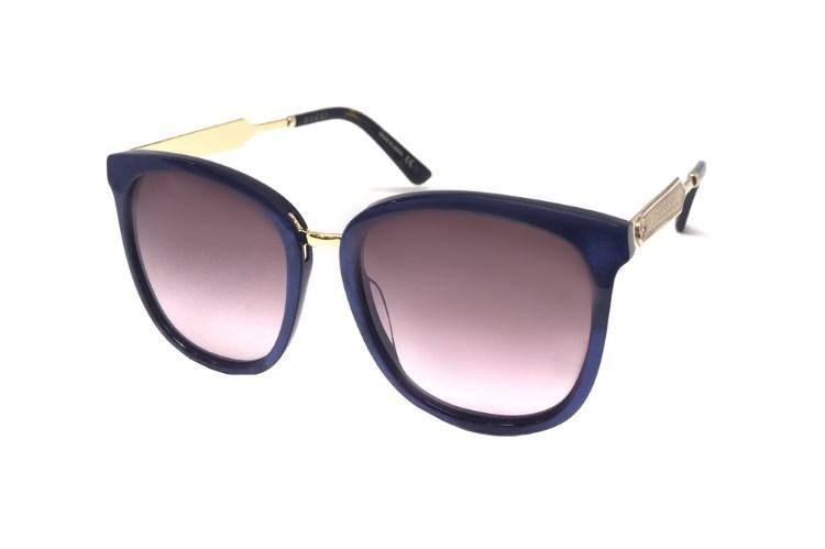 Gucci GUC/SGG 0073/S 005 55 000 Güneş Gözlüğü resmi