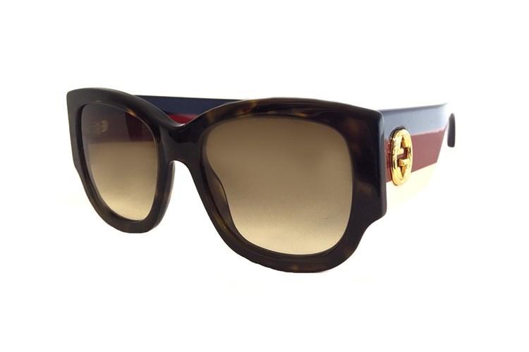 Gucci GUC/SGG 0276/S 002 53 Güneş Gözlüğü resmi