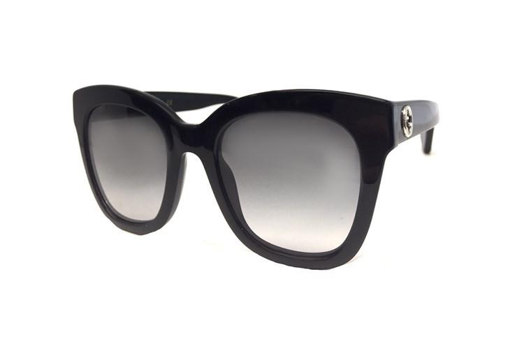 Gucci GUC/SGG GG0029/S 001 000 Güneş Gözlüğü resmi