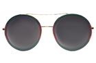 Gucci GUC/SGG GG0061/S 008 56 000 Güneş Gözlüğü resmi