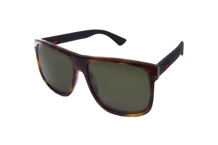 Gucci GUC/SGG GG0010S 006 000 000 Güneş Gözlüğü resmi