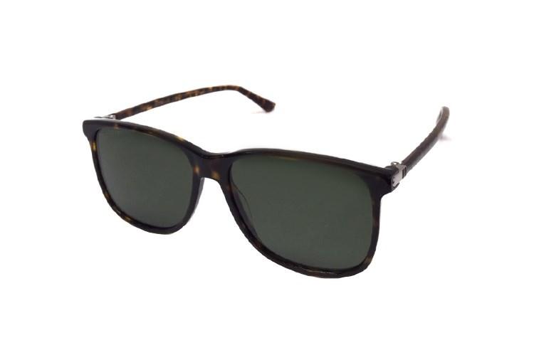 Gucci GUC/SGG GG0017S 007 57 16 Güneş Gözlüğü resmi
