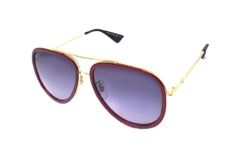 Gucci GUC/SGG GG0062/S 005 57 Güneş Gözlüğü resmi