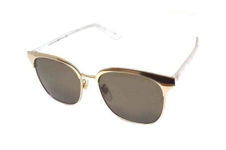 Gucci GUC/SGG GG0244/S 001 53 000 Güneş Gözlüğü resmi